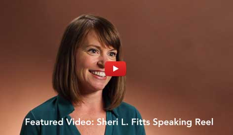Sheri Fitts speaker financial services marketing