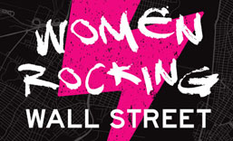 Women Rocking Wall Street